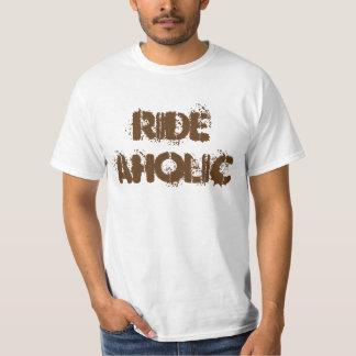 Ride aholic tees
