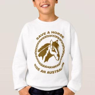 Ride An Australian Sweatshirt
