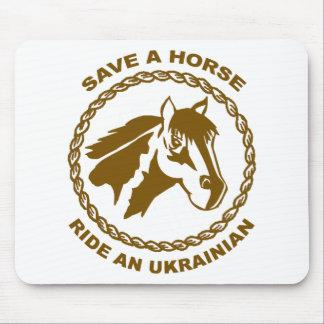 Ride An Ukrainian Mouse Mat