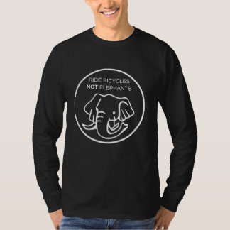 Ride Bicycles Not Elephants T-Shirt