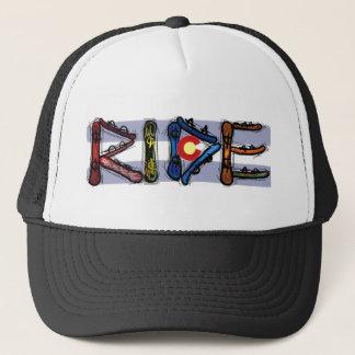 Ride Colorado snowboard hat