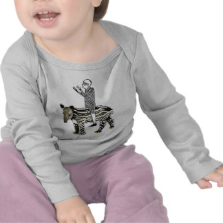 Ride em' tapir t-shirts