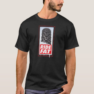 RIDE FAT - For the lovers of the fat bikes T-Shirt
