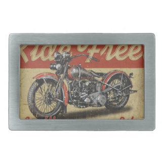 Ride Free Belt Buckle
