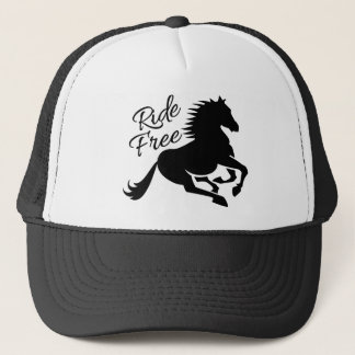 Ride Free hat - choose color