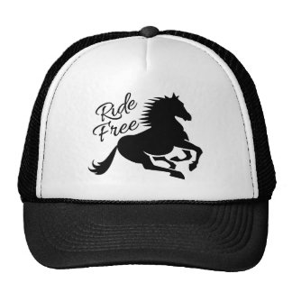Ride Free hat - choose color