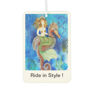 Ride in Style Mermaid Car Deodorizer Car Air Freshener
