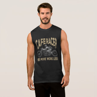 Ride More Sleeveless Shirt