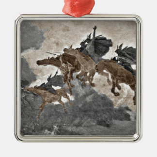 Ride of the Valkyries Christmas Ornament
