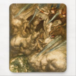 Ride of the Valkyries Mousepad