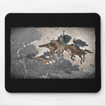 Ride of the Valkyries Mousepads