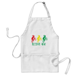 ride on aprons