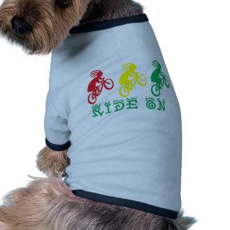 ride on doggie t-shirt