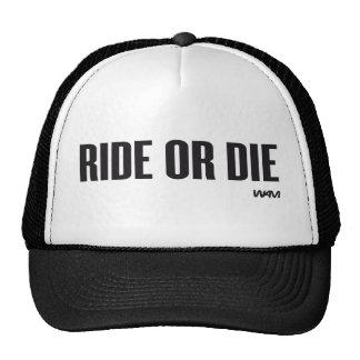 RIDE OR DIE CAP