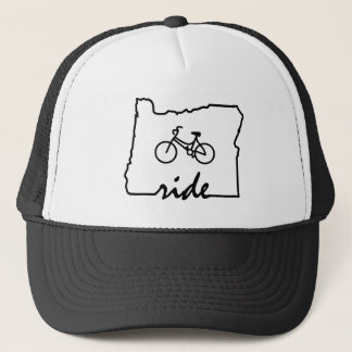 Ride Oregon (Cycling) Trucker Hat