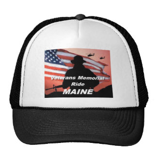 Ride Products Mesh Hat