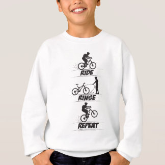 Ride Rinse Repeat Shirt