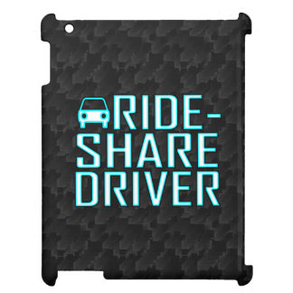 Ride Share Driver Rideshare Driving iPad Case