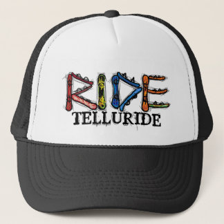 Ride Telluride Colorado snowboard hat