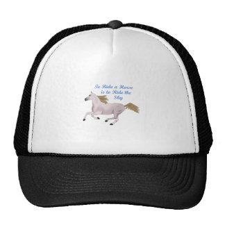 RIDE THE SKY TRUCKER HAT