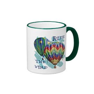 Ride The Wind Coffee Mug