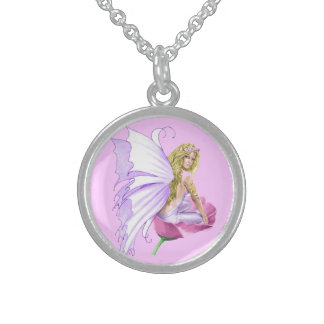 Ride the Wind Round Pendant Necklace