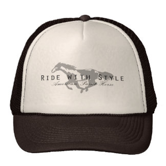 Ride with Style Mesh Hat