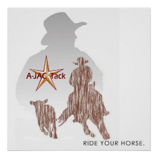 ride your horse poster