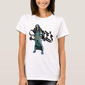 Rider chick t-shirt 2