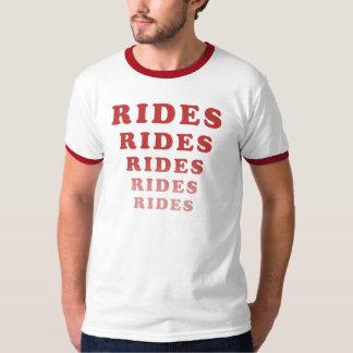 Rides Rides Rides Rides Rides Shirts