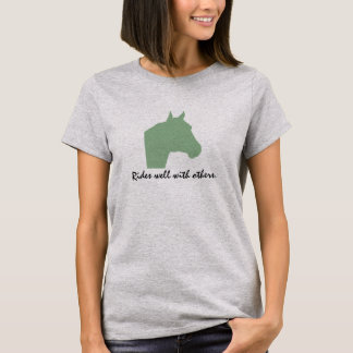 Rides Well with Others T-Shirt