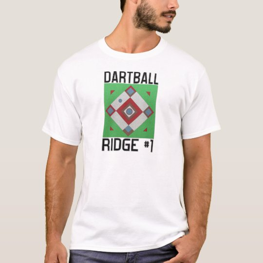Ridge #1 Dartball Team T-Shirt