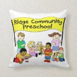 Ridge Community Preschool Pillow