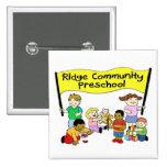 Ridge Community Preschool Pins