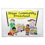 Ridge Community Preschool Place Mats