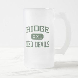 Ridge - Red Devils - High - Basking Ridge Mug