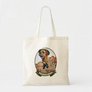 """Ridgeback carrying bag - """"Ridgeback Patrol """""""