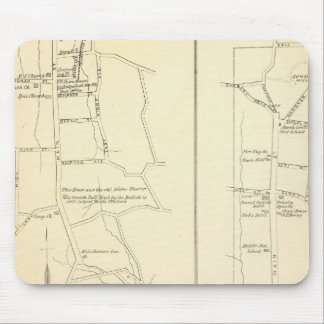 Ridgefield, Newton, Darien Mouse Mat