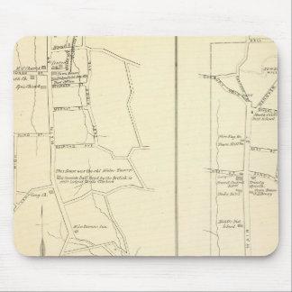 Ridgefield, Newton, Darien Mouse Pad