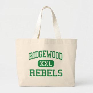 Ridgewood - Rebels - Community - Norridge Illinois Bags