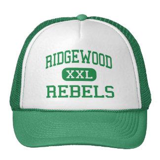 Ridgewood - Rebels - Community - Norridge Illinois Trucker Hat