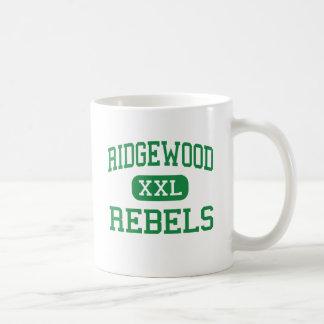 Ridgewood - Rebels - Community - Norridge Illinois Mug