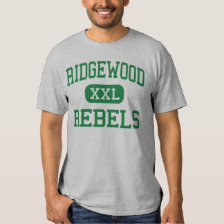Ridgewood - Rebels - Community - Norridge Illinois T-shirt
