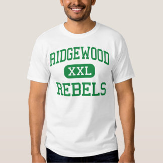 Ridgewood - Rebels - Community - Norridge Illinois T Shirts