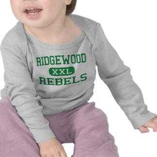 Ridgewood - Rebels - Community - Norridge Illinois Tshirts