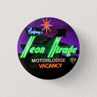 Ridgway's NEON MIRAGE Button