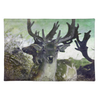 Ridiculously Photogenic Deer Placemat