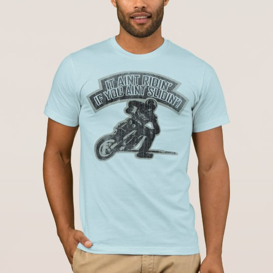 Ridin' & Slidin' (vintage taupe) T-Shirt