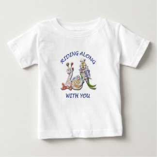 RIDING ALONG WITH YOU BABY T-Shirt
