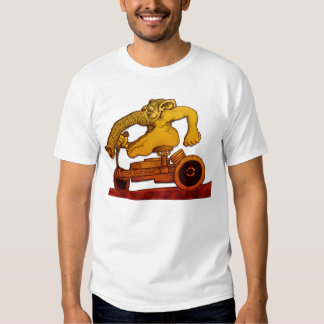 Riding Contraption T-shirts